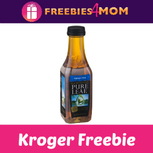Free Lipton Pure Leaf Tea at Kroger