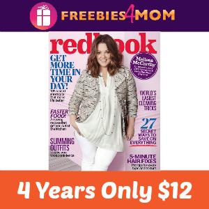 Magazine Deal: 4 Years of Redbook $12
