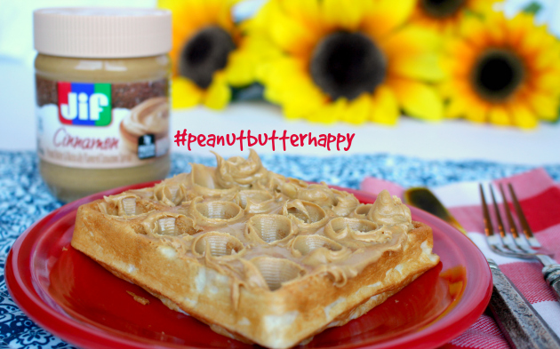 Get #peanutbutterhappy with Jif® Flavored Spreads at Walmart