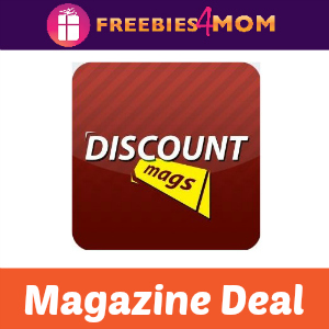 $5 Magazines Flash Sale