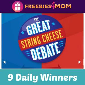 Sweeps Frigo Great String Cheese Debate