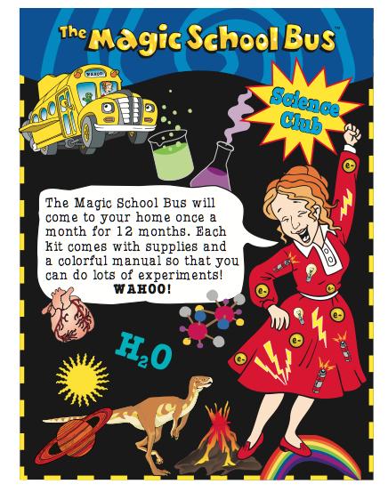 50% Off Magic School Bus Science Subscription