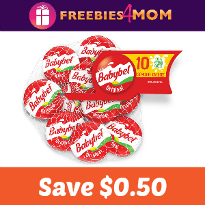 Coupon: $0.50 off one Mini Babybel