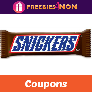 Coupons: Save On Snickers Bars & Bags