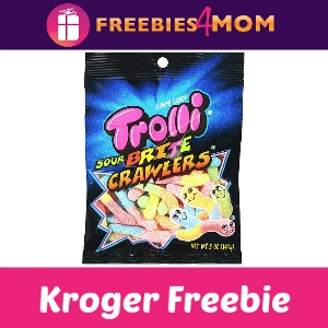 Free Trolli Candy at Kroger