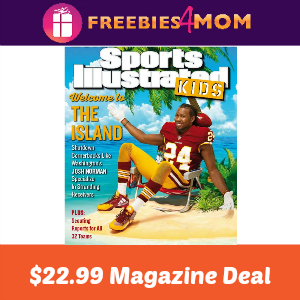 Magazine Deal: Sports Illustrated for Kids $22.99