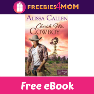 Free eBook: Cherish Me, Cowboy ($2.99 Value)
