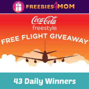 Sweeps HuHot & Coca-Cola Free Flight Giveaway