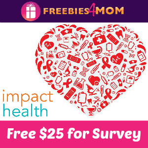 Free $25 Paypal, Amazon or Venmo for Health Insurance Survey