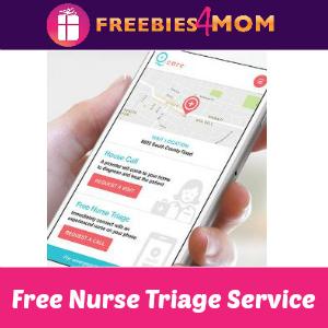 Q. Care App: Free Nurse Triage Service