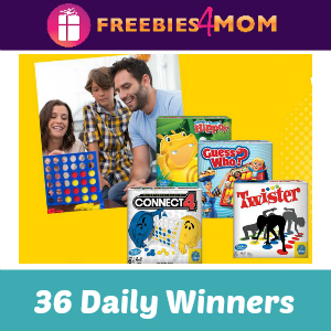 Sweeps Chiquita Family Fun (36 Daily Winners)