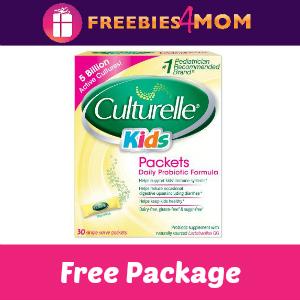 Free Culturelle Kids Daily Probiotic