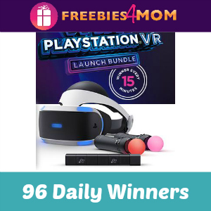 Sweeps Taco Bell Playstation (96 Daily Winners)