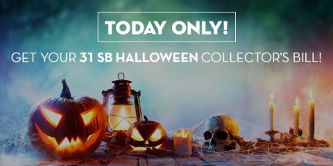 Halloween Collector's Bill