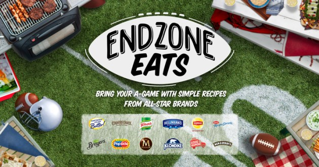 Endzone Eats: Bring Your A-Game with Simple Recipes From All-Star Brands