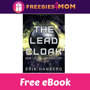 Free eBook: The Lead Cloak ($3.99 Value)