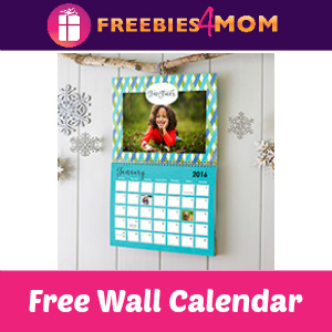 Free Shutterfly Wall Calendar ($24.99 Value)
