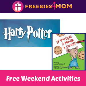 Harry Potter Magical Holiday Ball & Storytime