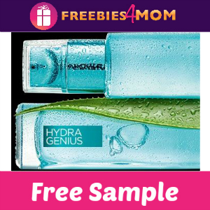 Free Sample L'Oreal Hydra-Genius