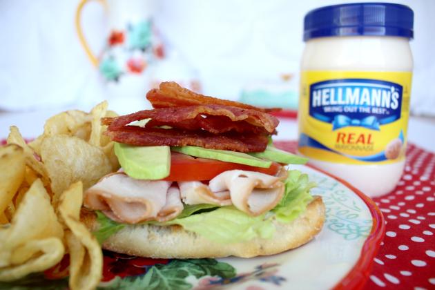 Turkey & Avocado BLT: Fill up on Good Eats