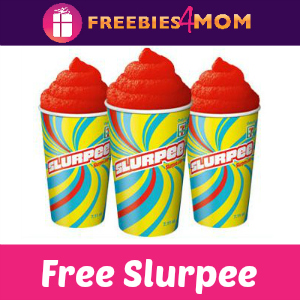 Free Small Slurpee Saturdays at 7-Eleven
