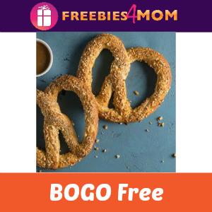 Coupon: BOGO Free Auntie Anne's Pretzel