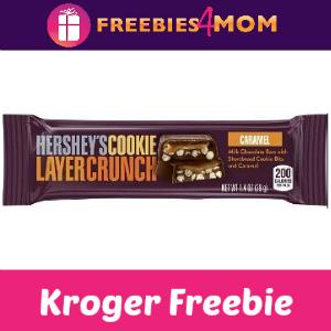 Free Hershey's Cookie Layer Crunch Caramel Bar