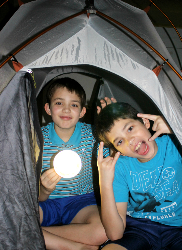 Tent 630