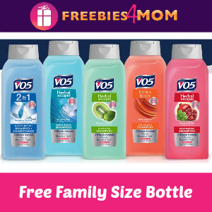 Free Family Size VO5