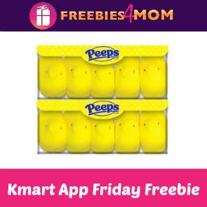 Free Easter Peeps at Kmart