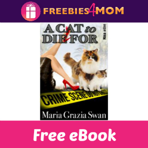 Free eBook: A Cat to Die For ($3.99 Value)