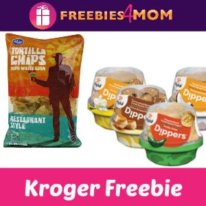 Free Tortilla Chips & Yoplait Dippers at Kroger