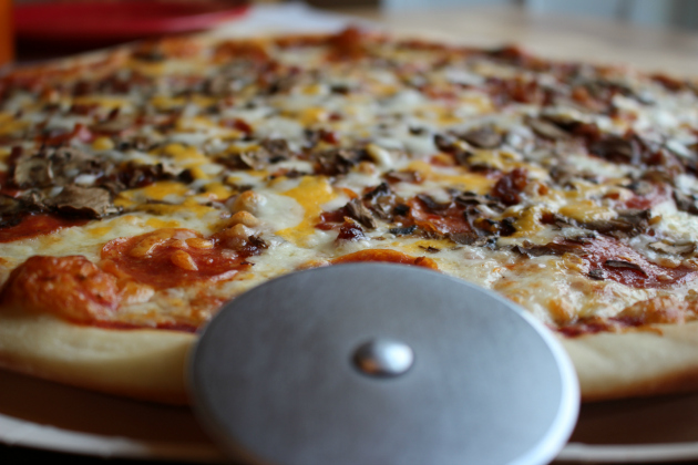 Fresh Pizza from Papa Murphy's