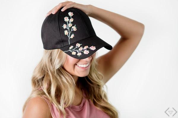 hats Flowers