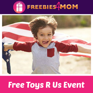 Toys R Us Pre-Fourth of July Event June 25