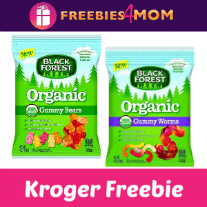 Free Black Forest Organic Candy at Kroger