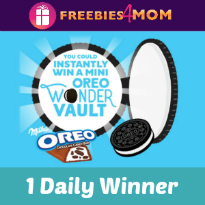 Sweeps Oreo Convenience Store Wonder Vault