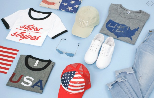 2 Americana Items for $17.76 at Cents of Style