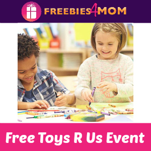 Toys R Us School Year's Eve Party July 22