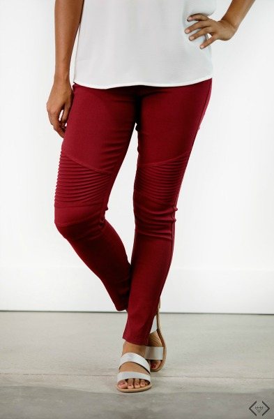 Barb Moto Leggings $24.95