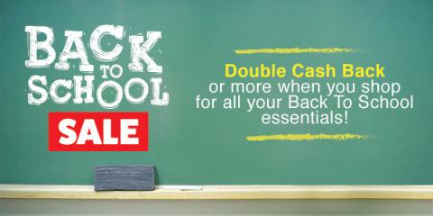 Swagbucks Double Cash Back