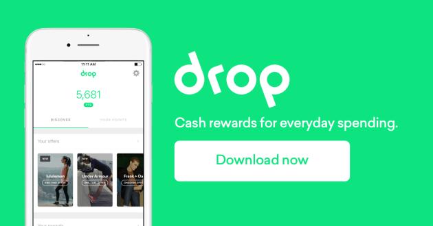 $5 Bonus from Drop App
