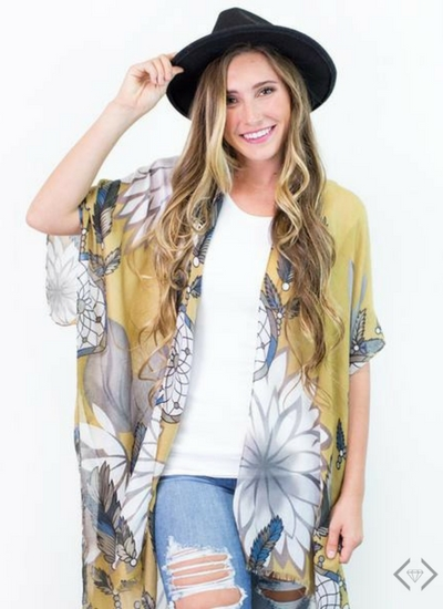 $10 off Kimonos (Under $25)