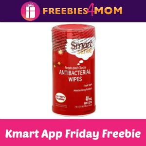 Free Smart Sense Anti-Bacterial Wipes at Kmart