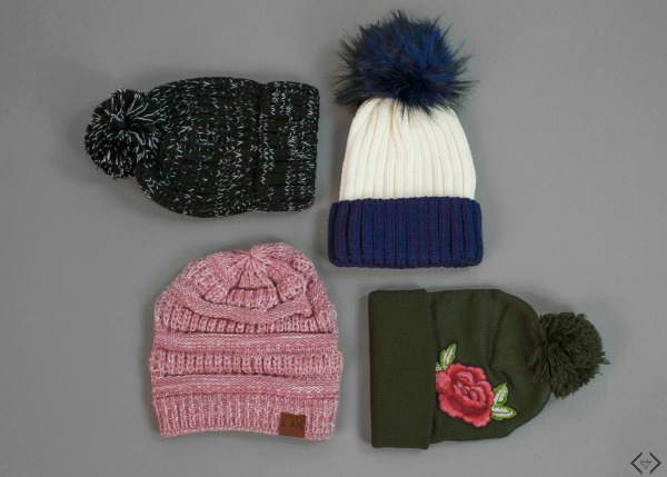 2 Beanies for $22 ($40 Value)