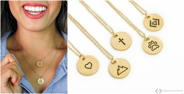2 Pendant Necklaces $15 + Free Necklace