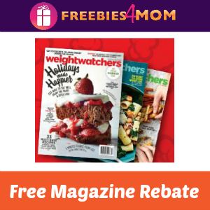 Free Weight Watchers Magazine from Jolly Time