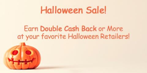 Halloween Sale at Swagbucks