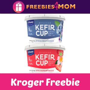 Free Lifeway Kefir Cup at Kroger