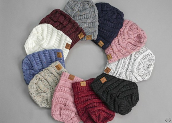 $9.95 Knit Beanies